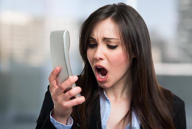 problematica telefonia